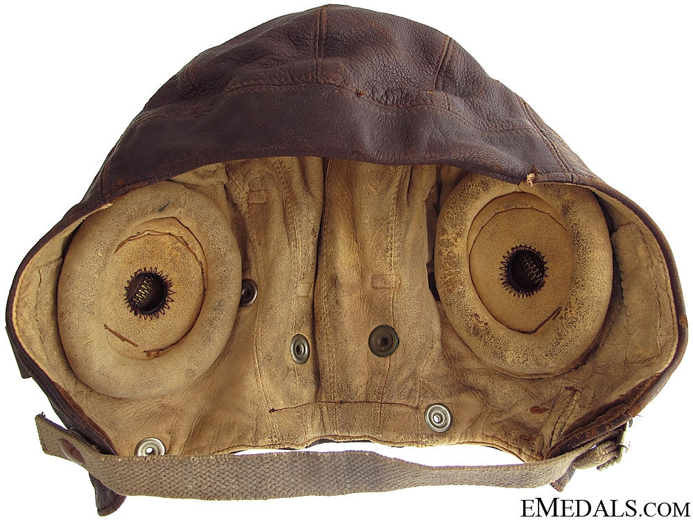 WWII RAF Flying Helmet