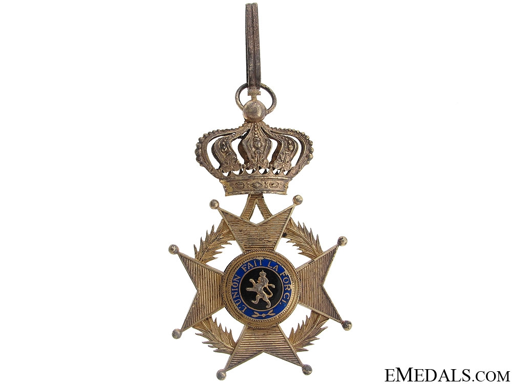 Order of the Crown - Grand Cross