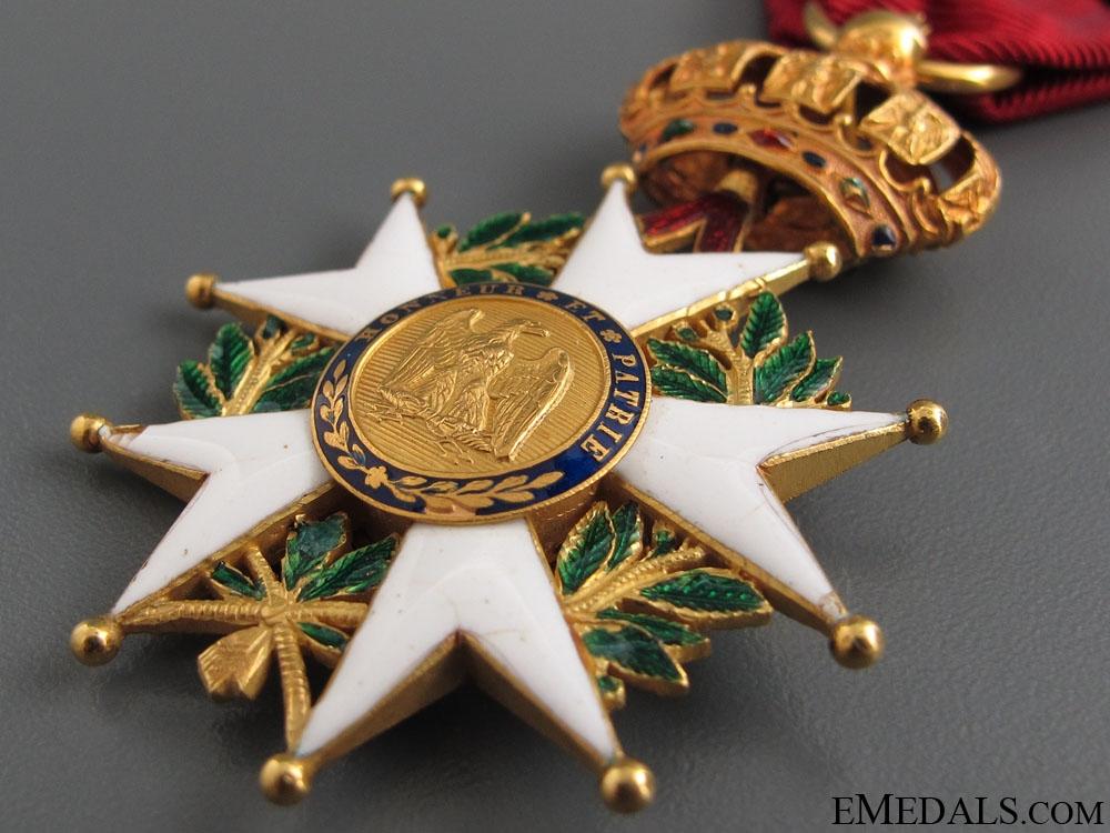 A Second Empire Legion D'Honneur in Gold