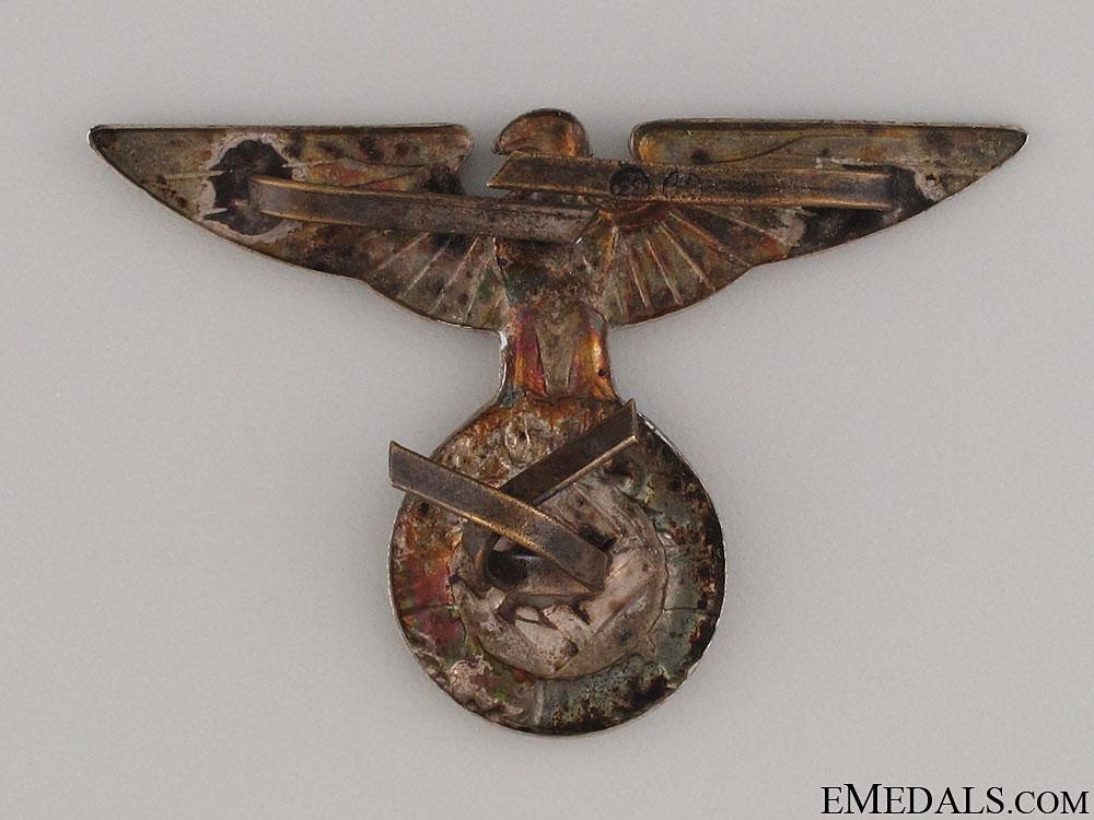 SS-NSDAP Cap Eagle - 1934 Pattern