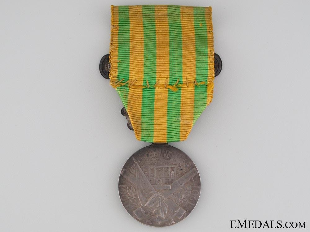 France. China Medal 1900-1901