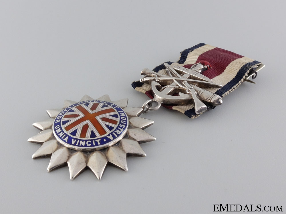 Canada, Commonwealth. A Corps of Commissionaires Long and Exemplary Service Medal