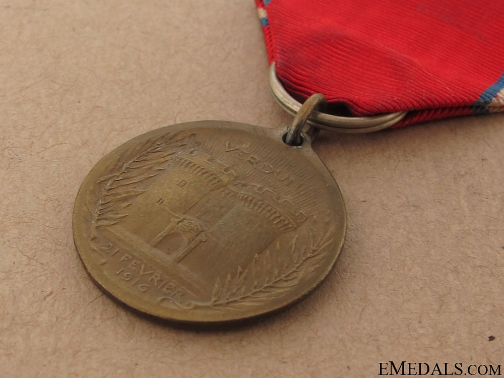 Medal for Defence of Verdun 1916