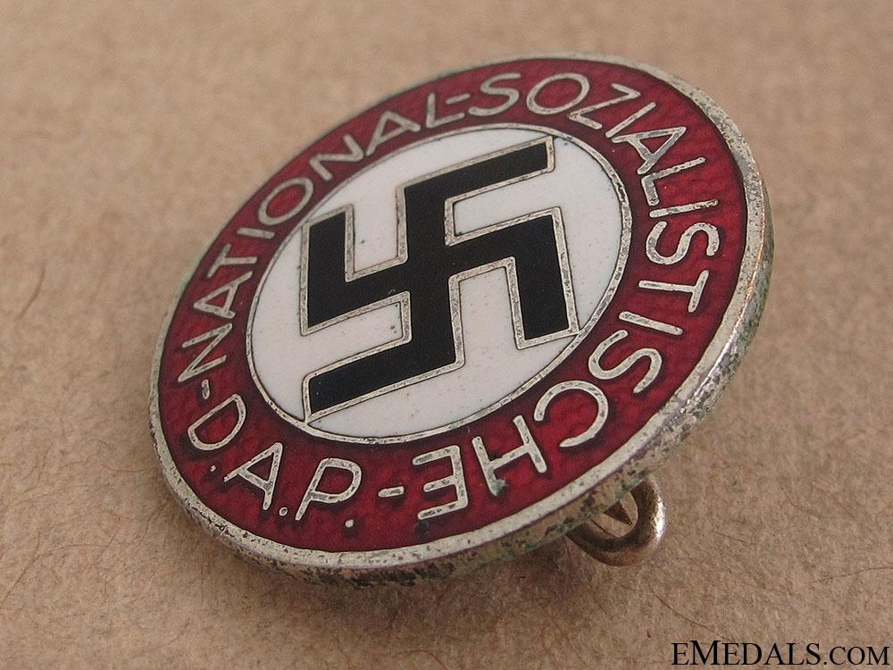 NSDAP Membership Pin