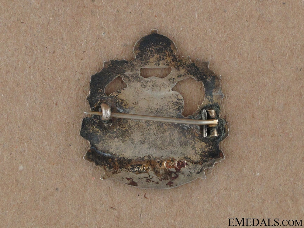 WWI 128th Infantry Battalion Sweetheart Pin