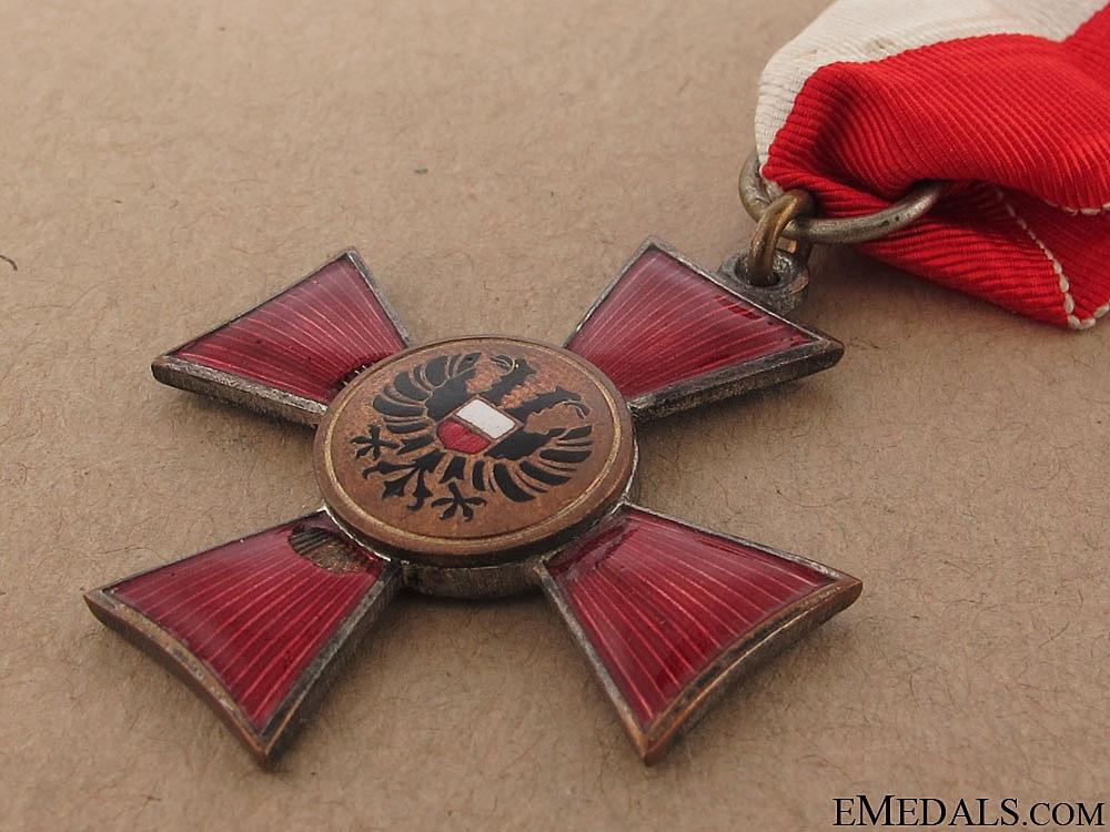 Lübeck Hanseatic Cross 1914