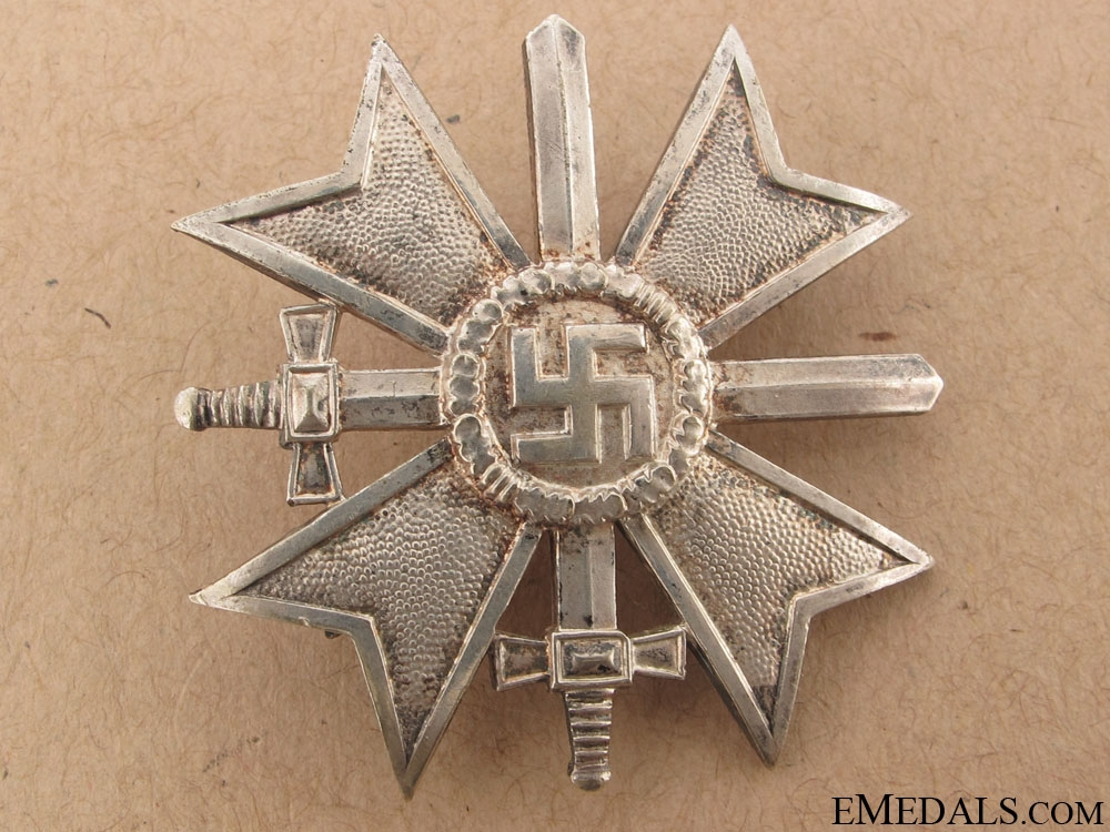 War Merit Cross 1St. Cl. w/Swords – # 43
