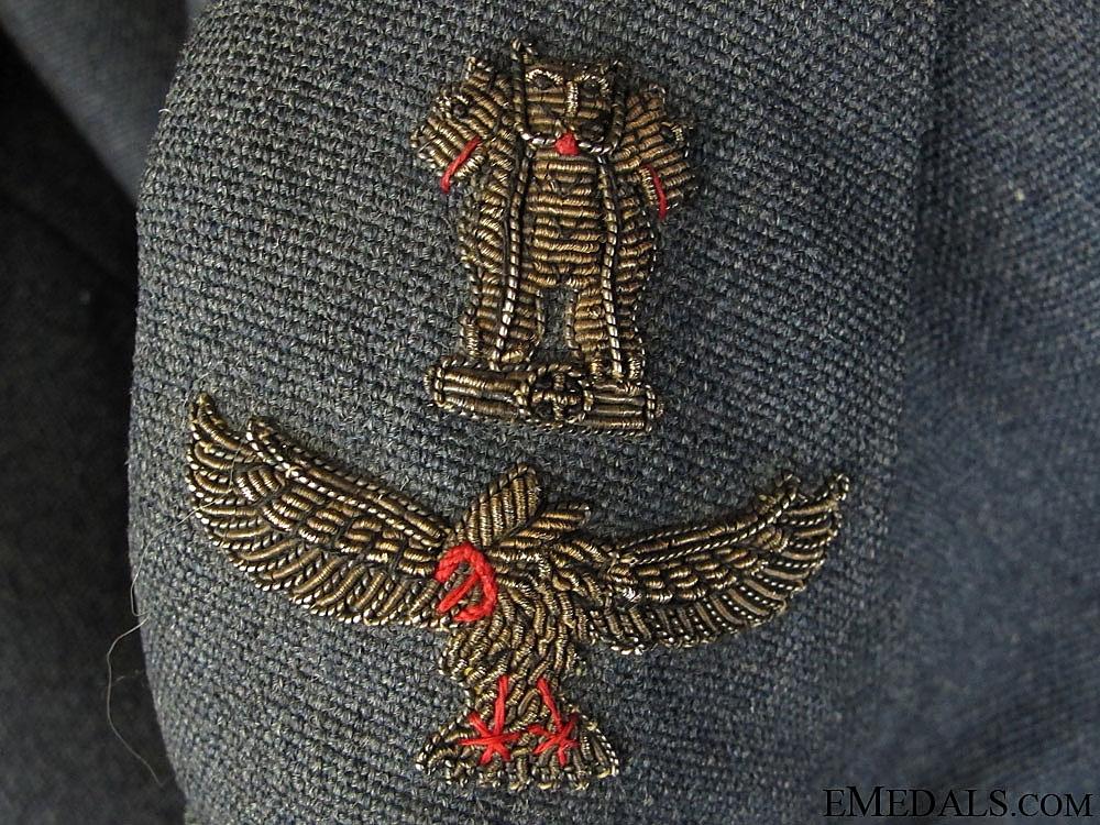 Indian Air Force Pilot's Tunic