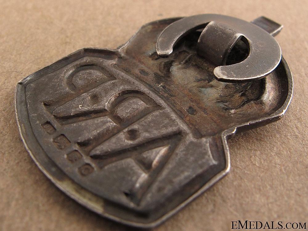 WWII Air Raid Precautionary (ARP) Service Badge