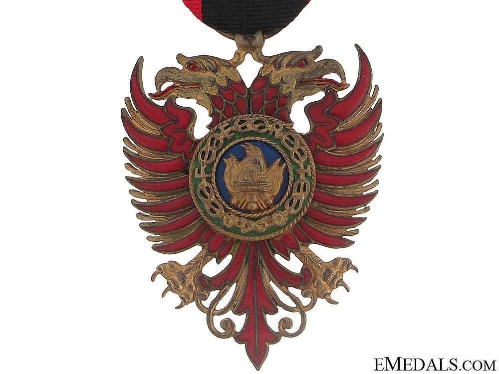 Order of Scandenberg