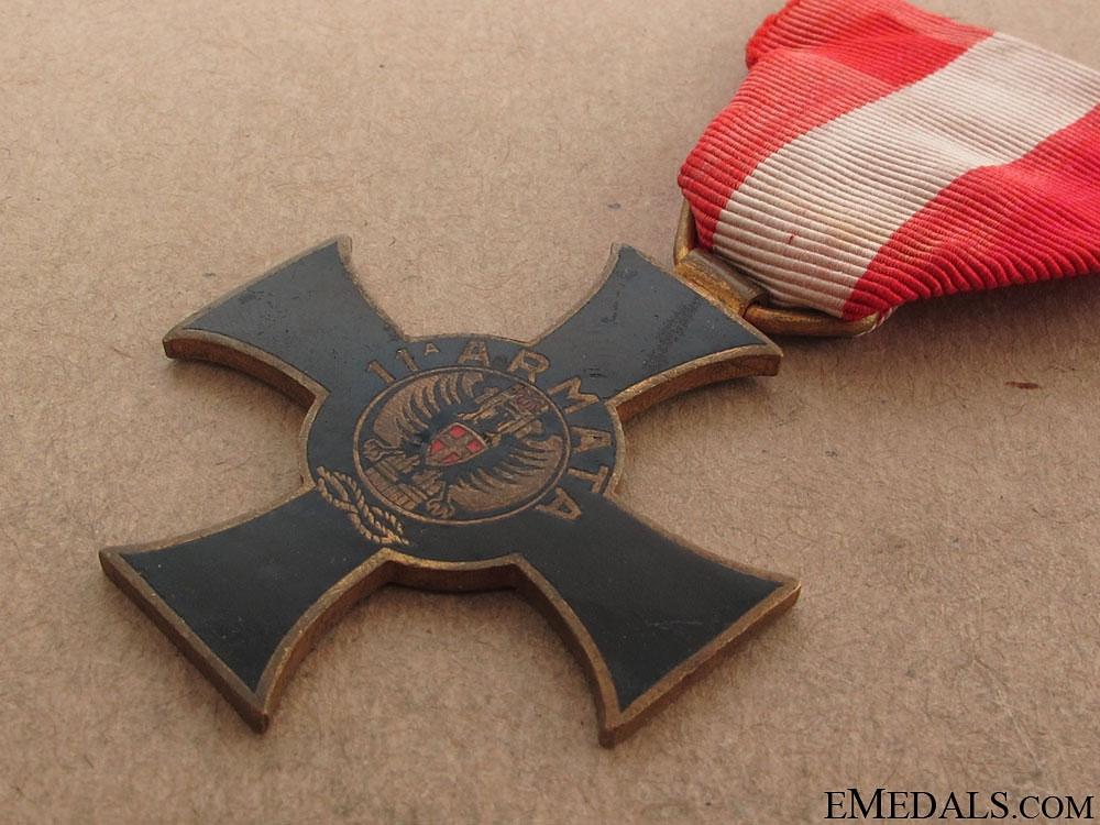 11th Armata (Army) Cross