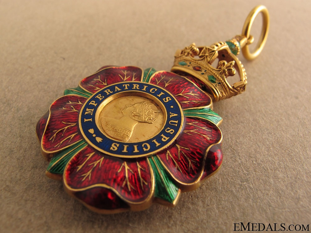 The Most Eminent Order of the Indian Empire