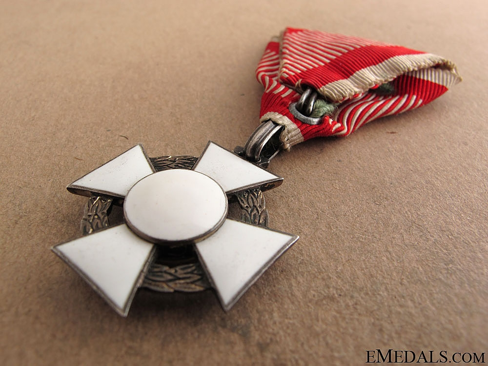 Military Merit Cross with War Decoration-Mayer