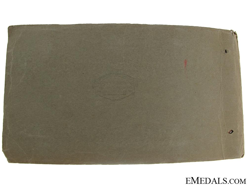WWI Regimental Cavalry Competition Album