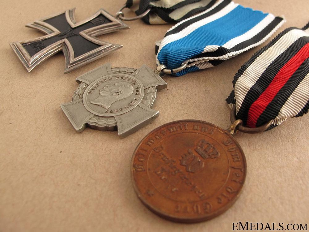 Three Imperial German Awards