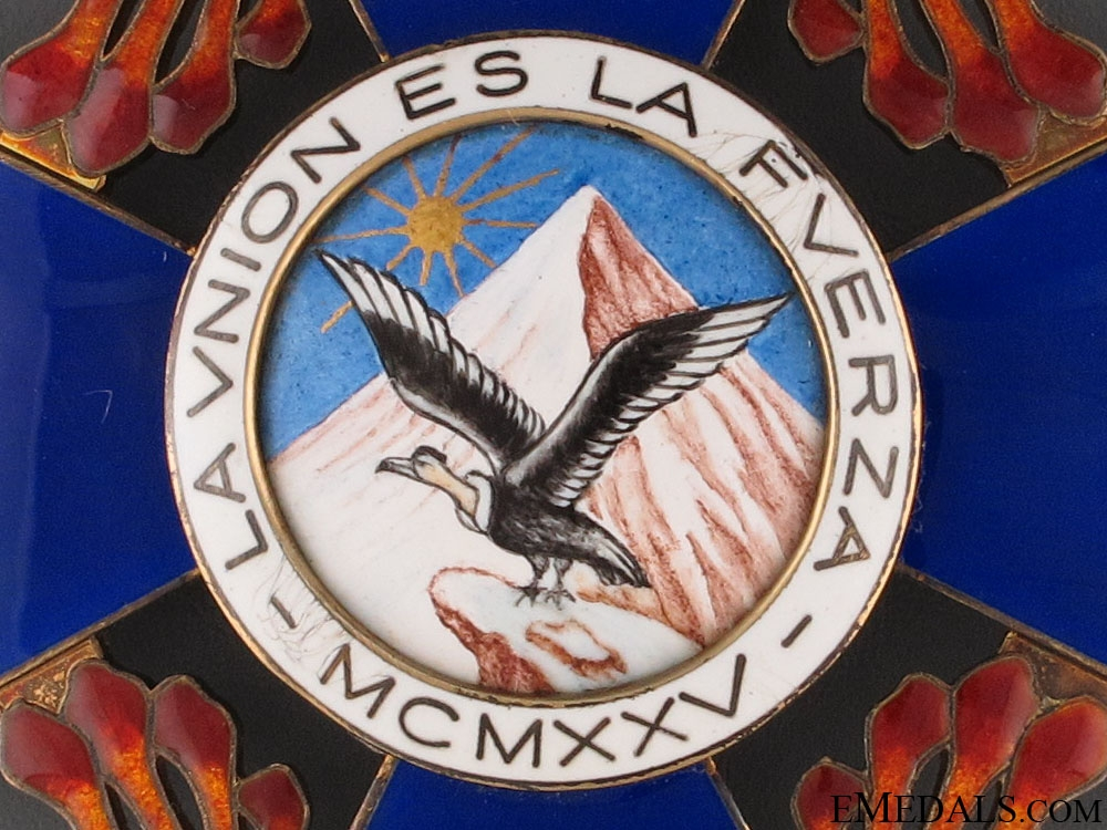 Order of Condor of the Andes