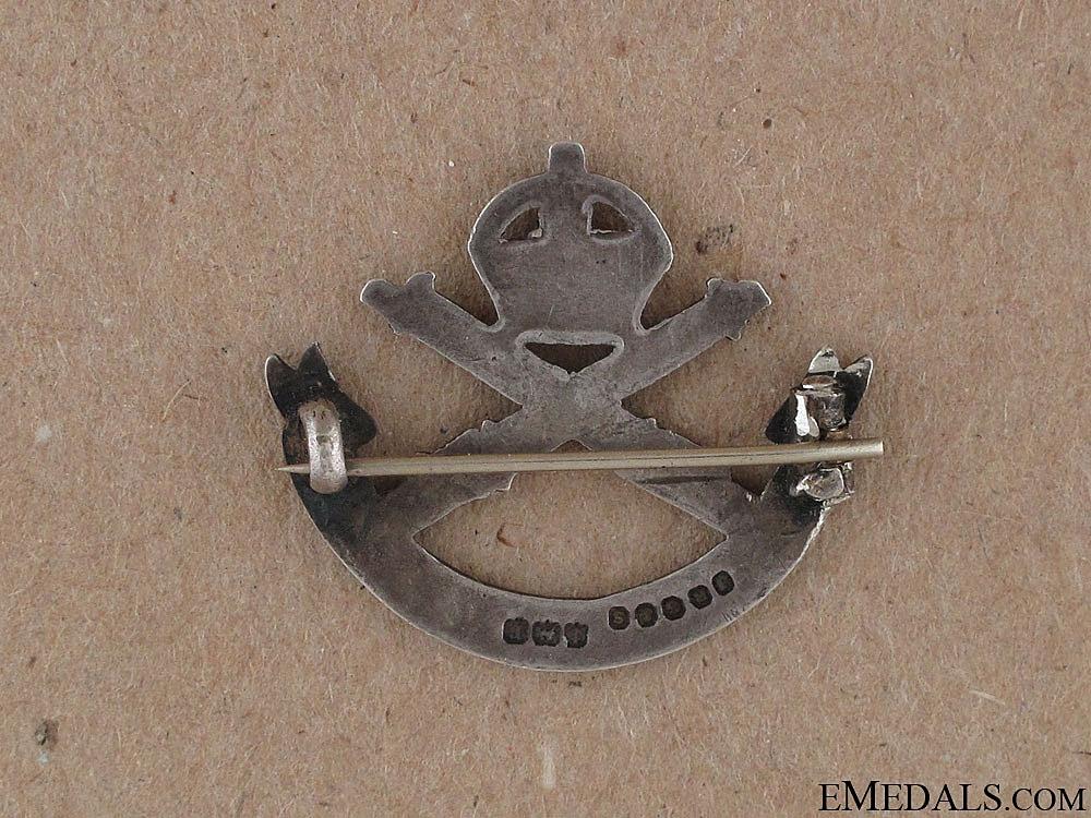 WWI Machine Gun Corps Sweetheart Pin