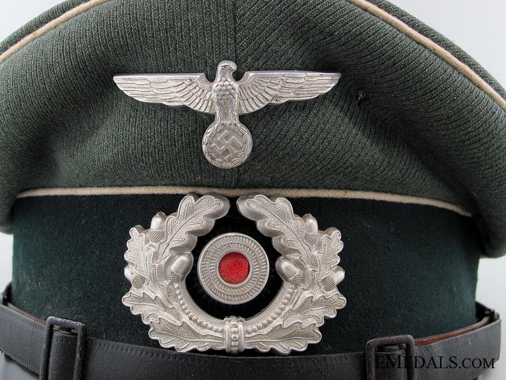 Heer (Army) Infantry NCO/EM Visor Cap