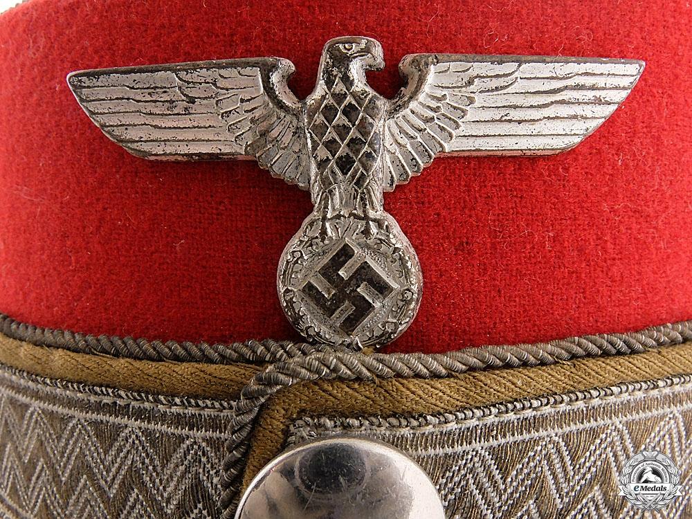 A Rare SA General's Kepi by C. Louis Weber c.1934-1935