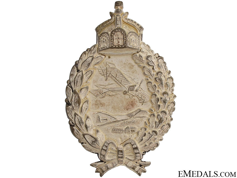 A Cased Prussian Pilot's Badge