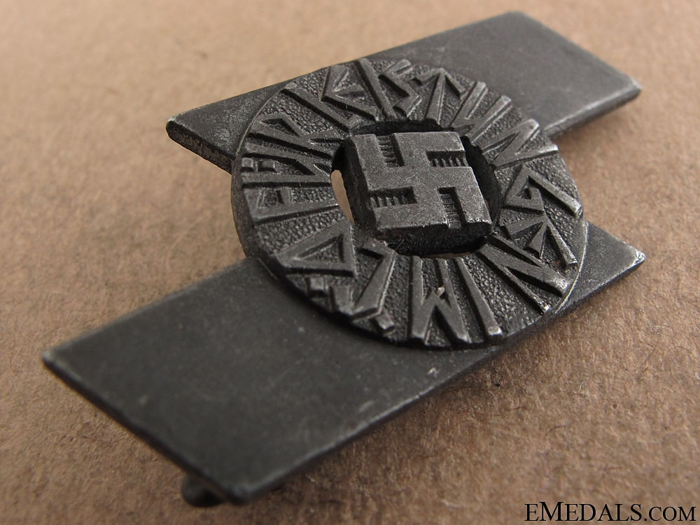 German Young Peoples Proficiency Badge