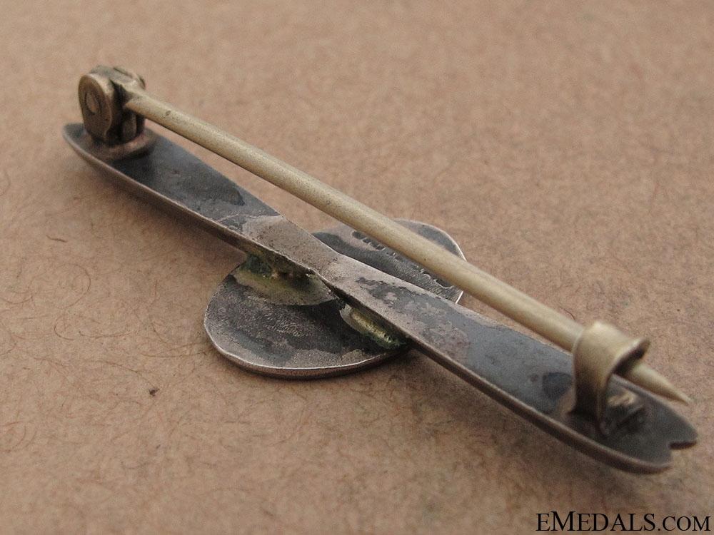 WWI 68th Infantry Battalion Tie Clip