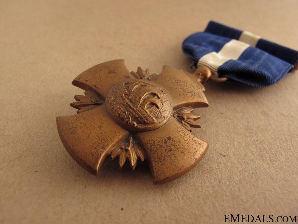 A WWII Navy Cross