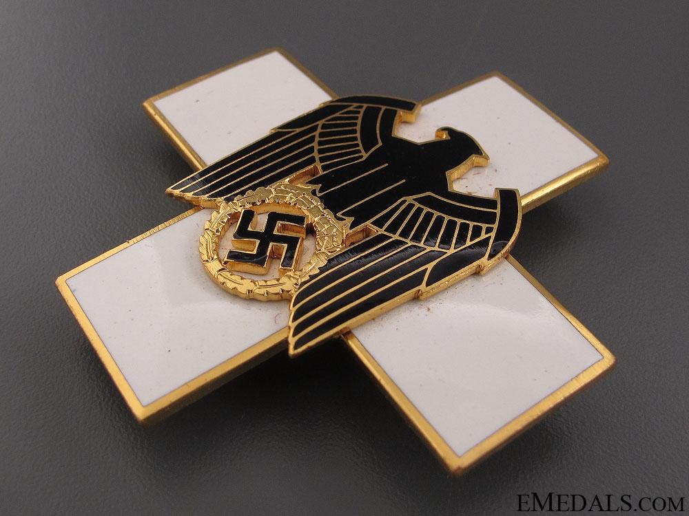 German Social Welfare Organization Merit Cross