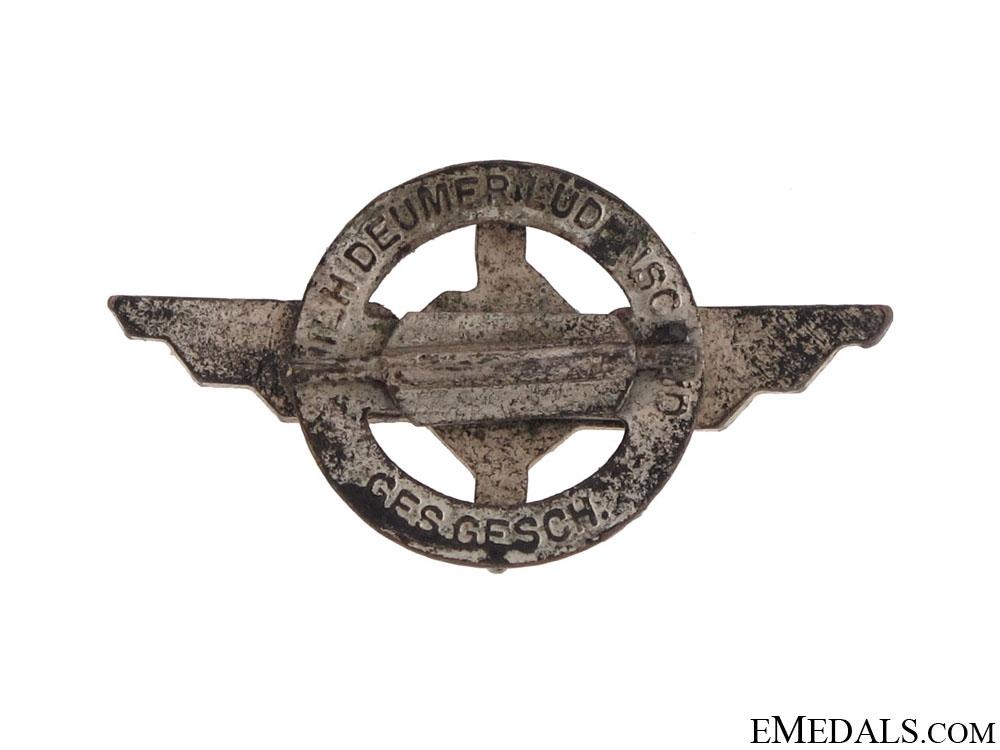DLV Membership Pin