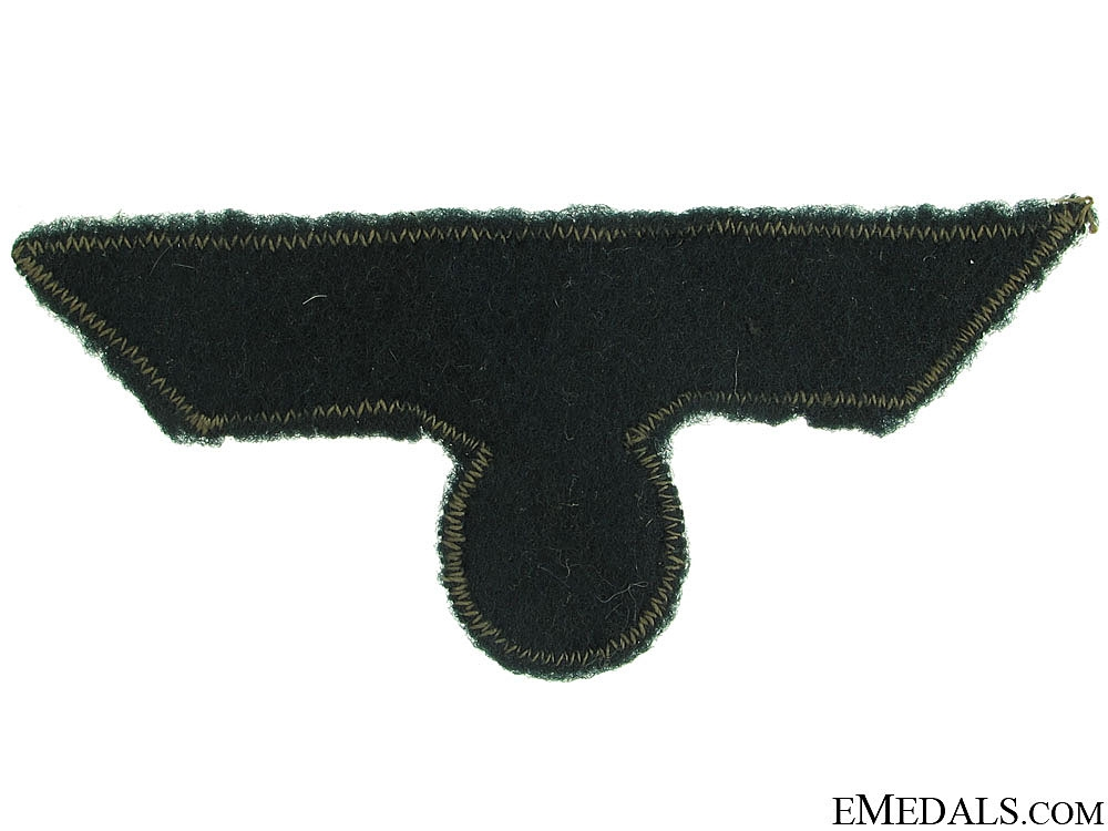 Army Cloth Breast Eagle