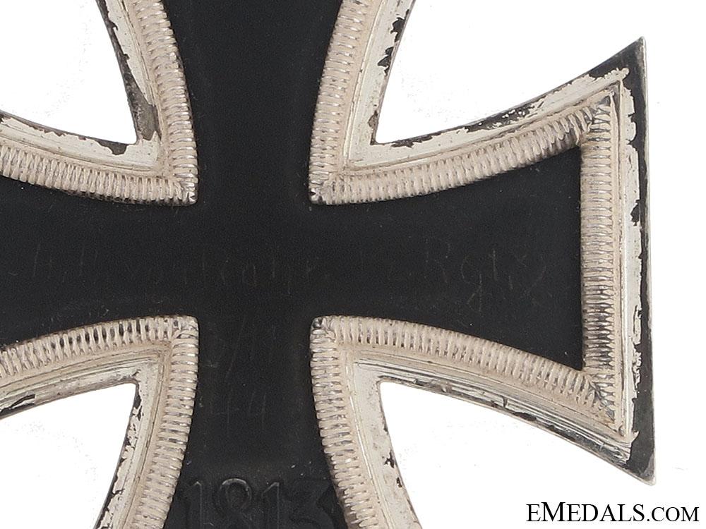Knights Cross of the Iron Cross – Hans-Babo von Rohr