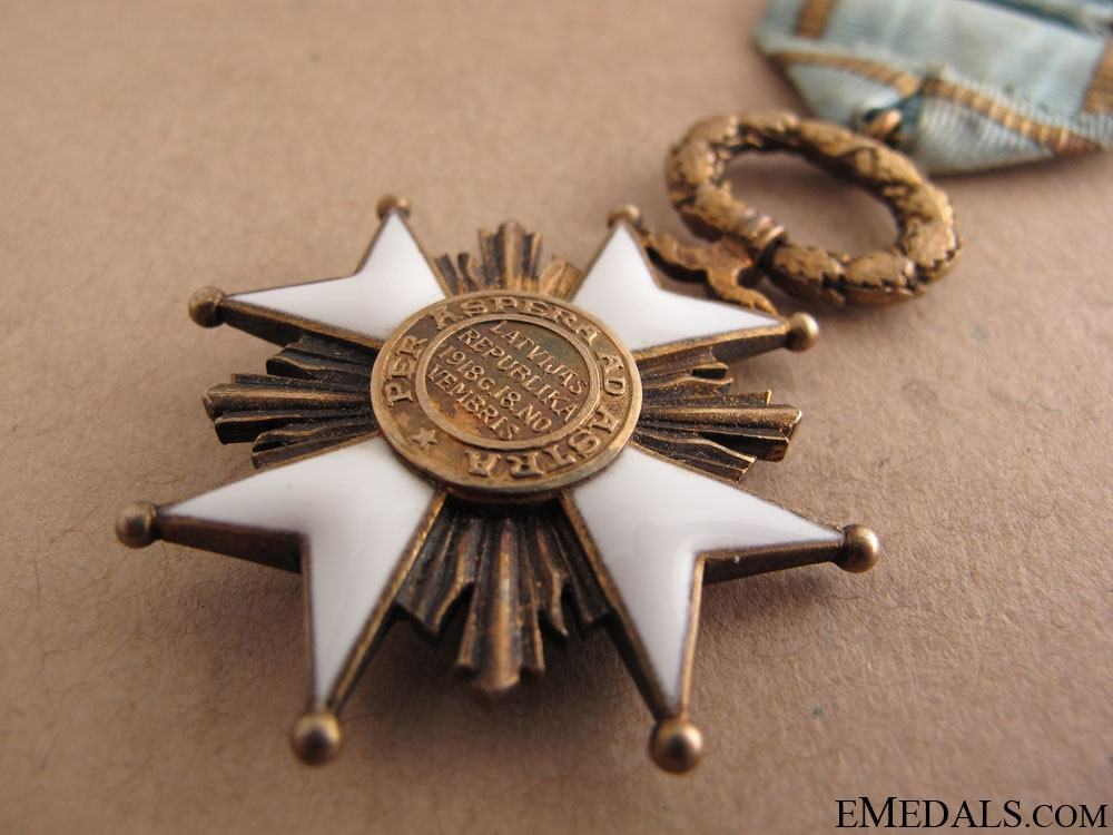 Order of the Three Stars