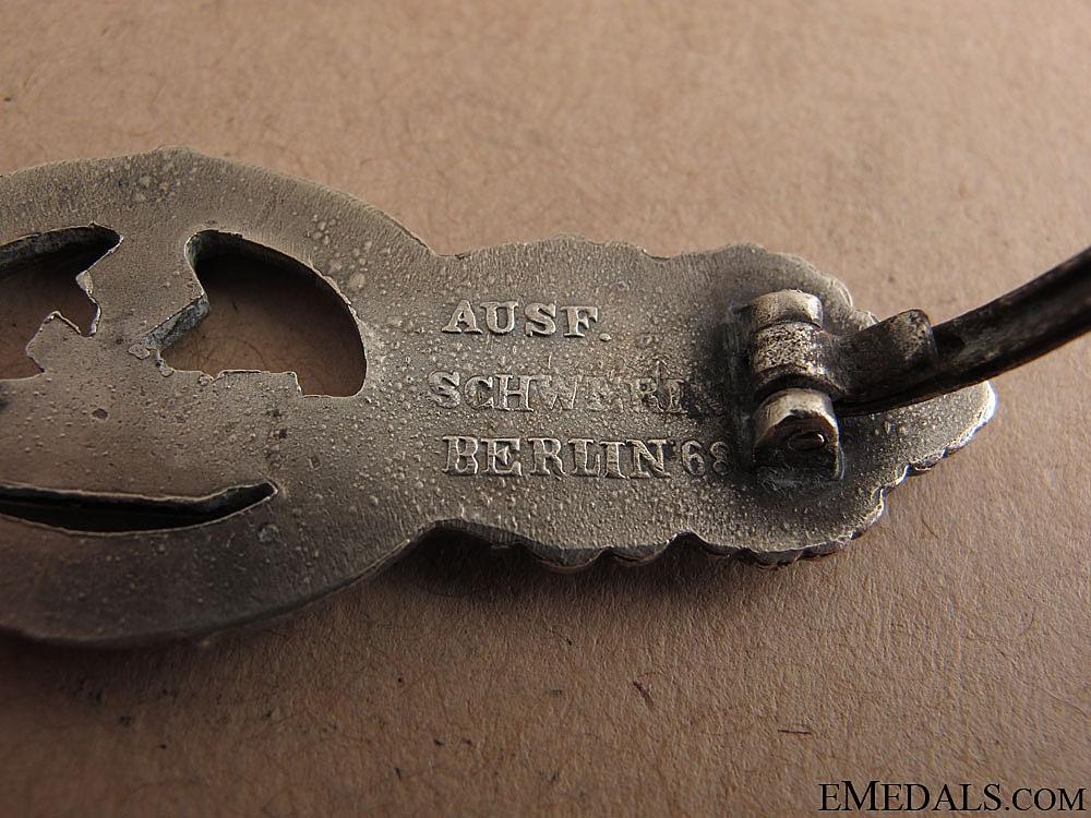 Submarine Clasp – Silver Grade