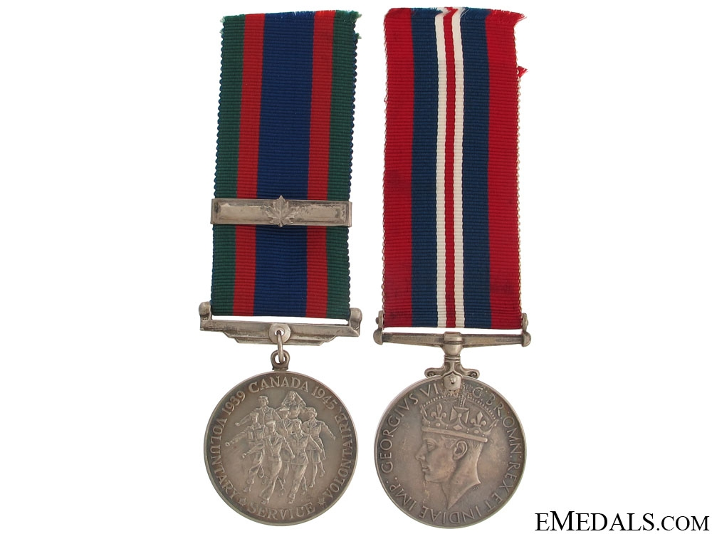 A Second War Canadian Group
