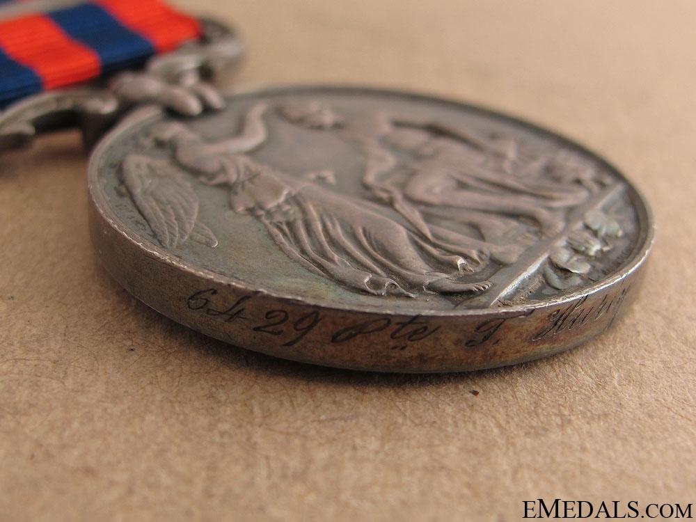 India General Service Medal - Rifle Brigade
