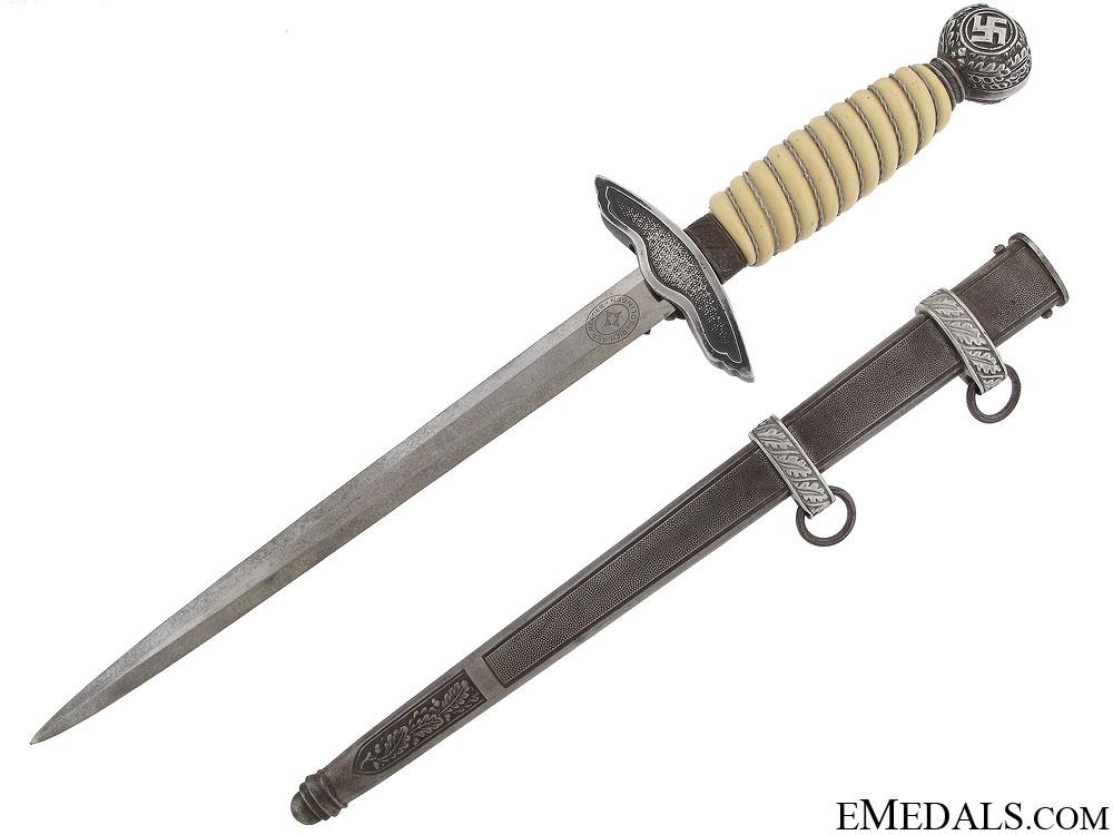 """2nd Model Luftwaffe Dagger """"¢¤ Rich. Abr. Herder"""
