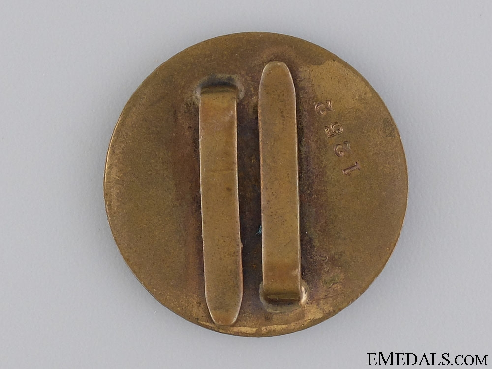 Hungarian DETEKTIV Badge, 1930's Period