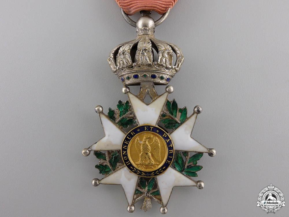 A French Legion D'Honneur; Second Republic (1852-1870)