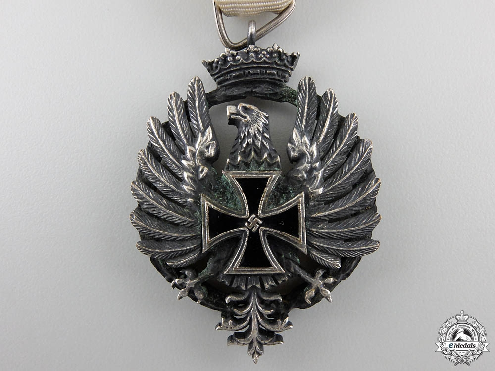 A Medal of the Spanish Blue Division, Officer's Version