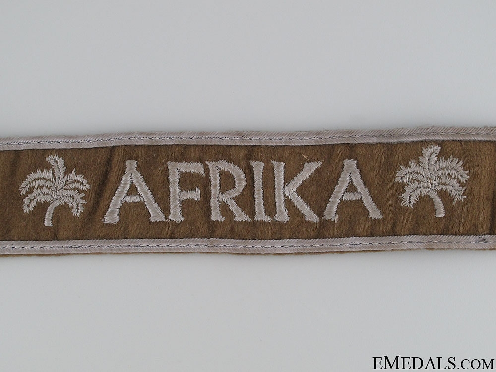 Afrika Cufftitle