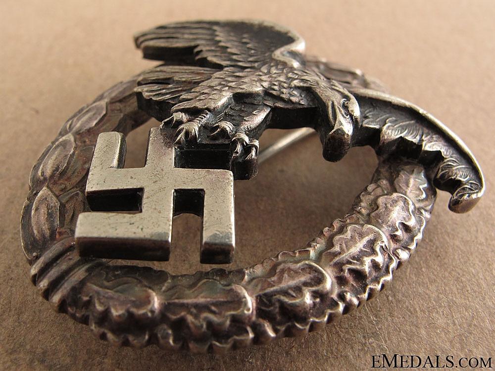 Observer's Badge by Assmann