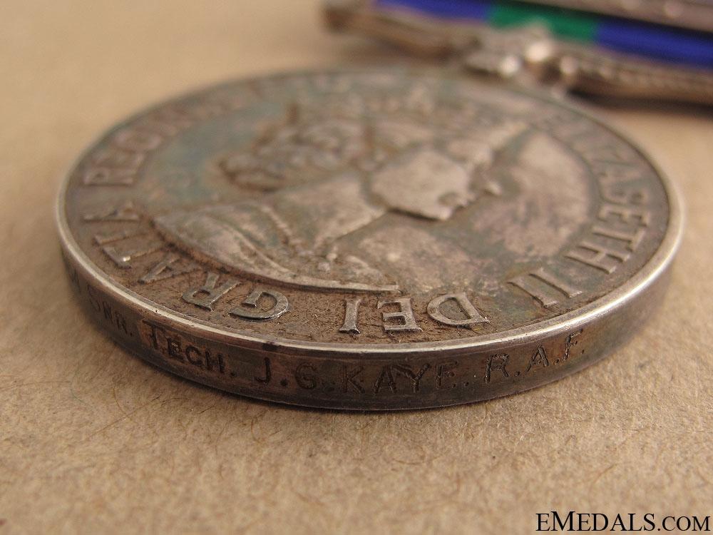 General Service Medal - Cyprus