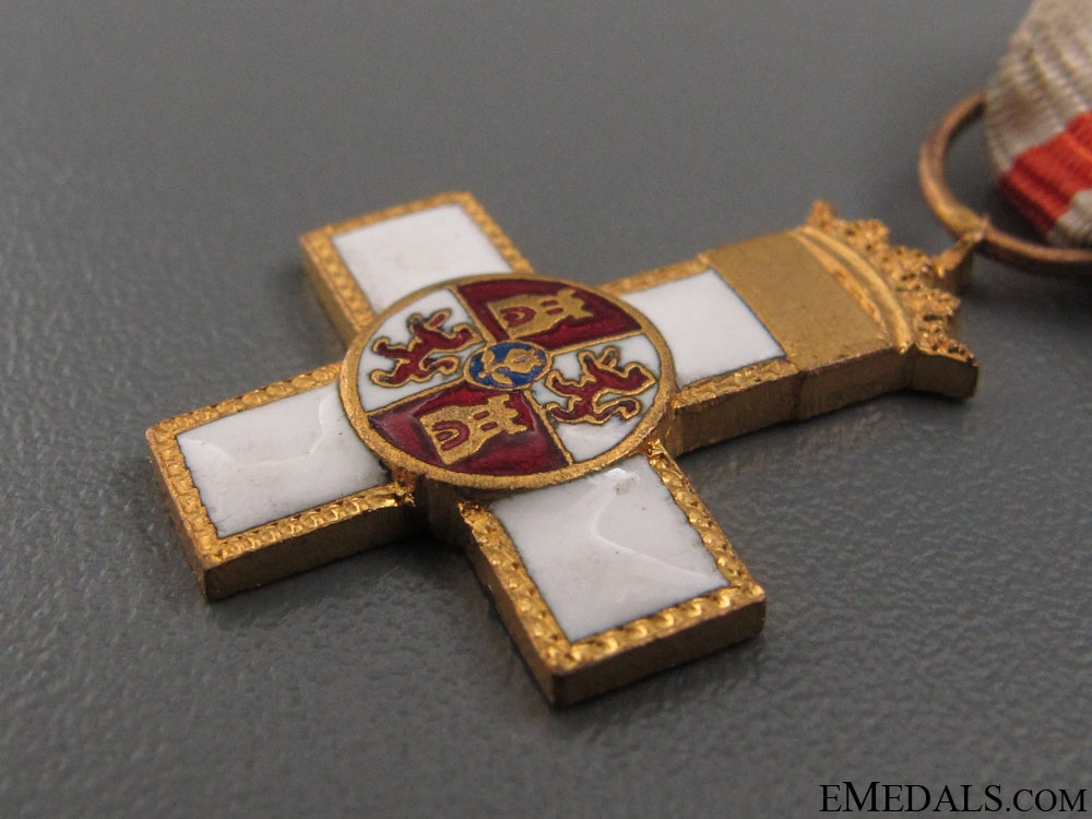 Order of Military Merit - White Distinction