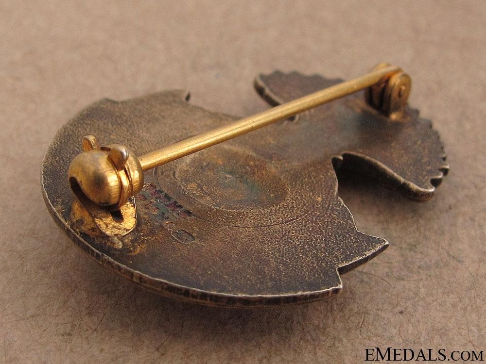WWII Edmonton Fusiliers Sweetheart Pin
