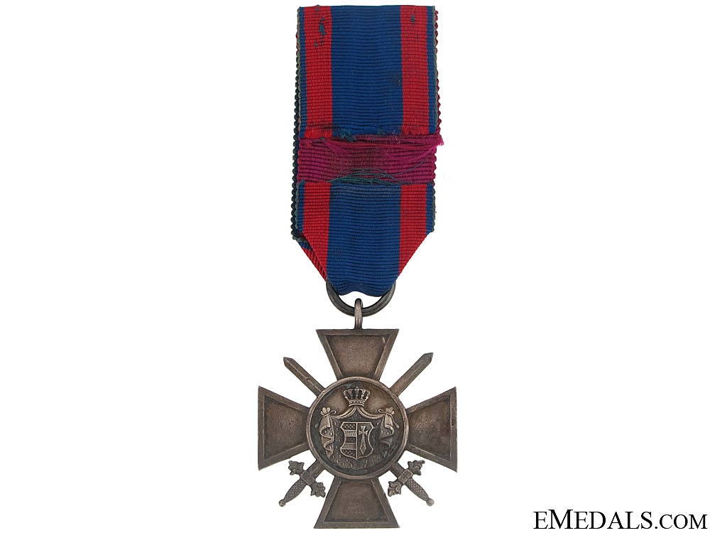 War Merit Cross w/Swords 2nd Class