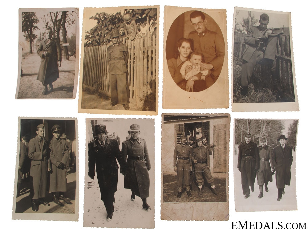 8 Large Photos – Domobrani