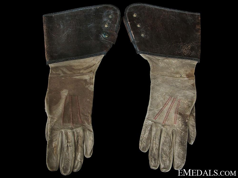 CEF Dispatch Riders Gloves