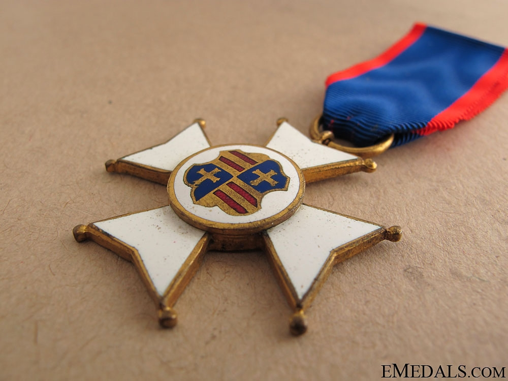 Oldenburg Veteran's Association Service Badge