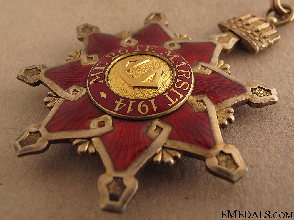 The Order of the Black Eagle