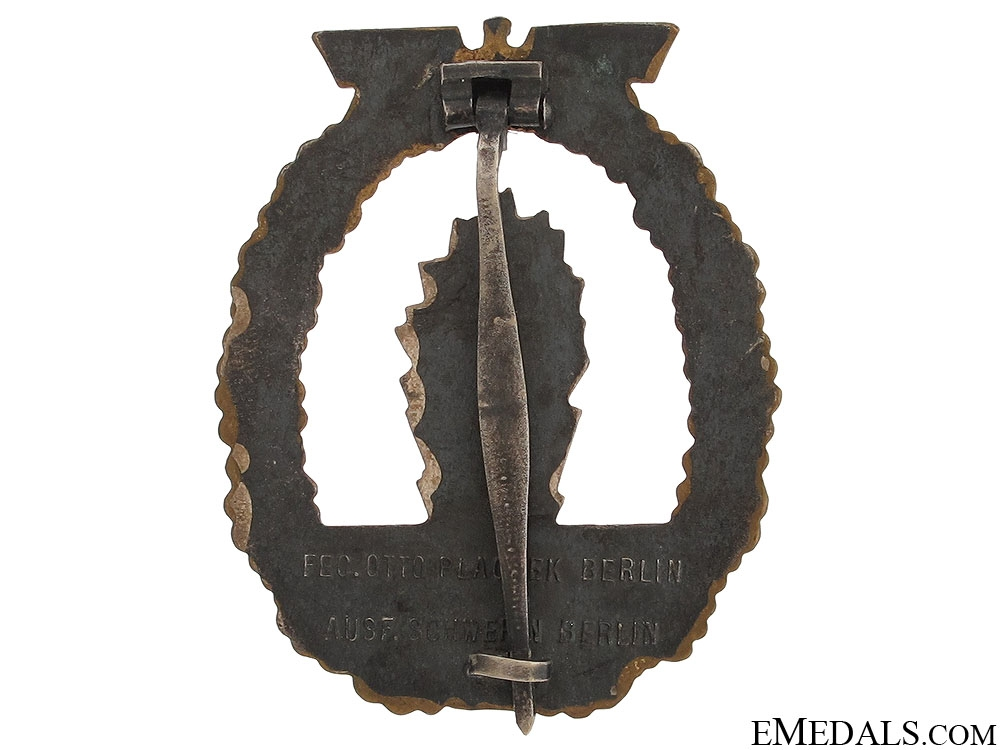 A Minesweeper Badge by Schwerin